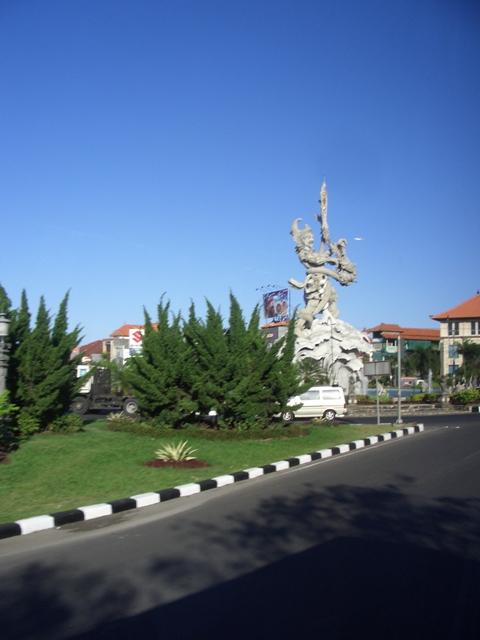 峇厘島,藍藍的天空,....