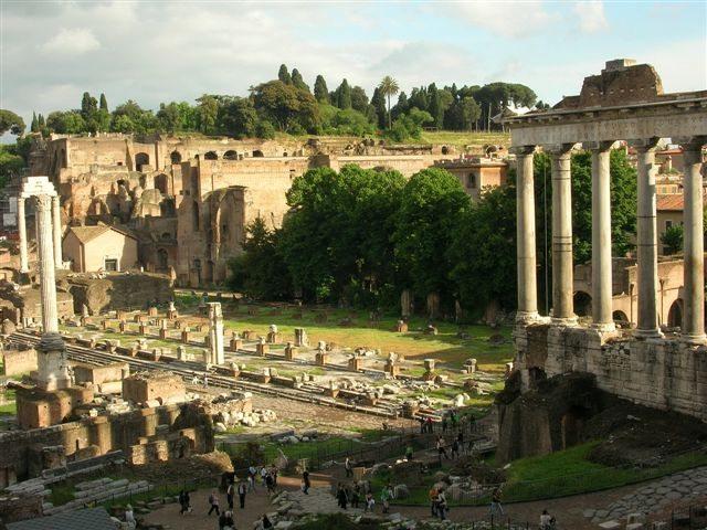 古罗马市场