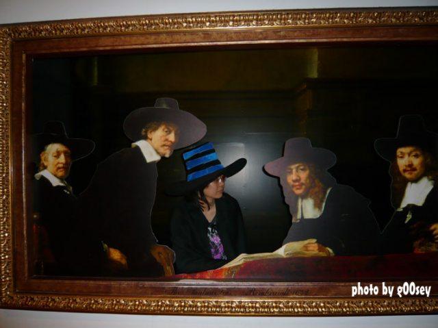Rembrandt名画