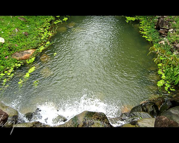 小溪流水..